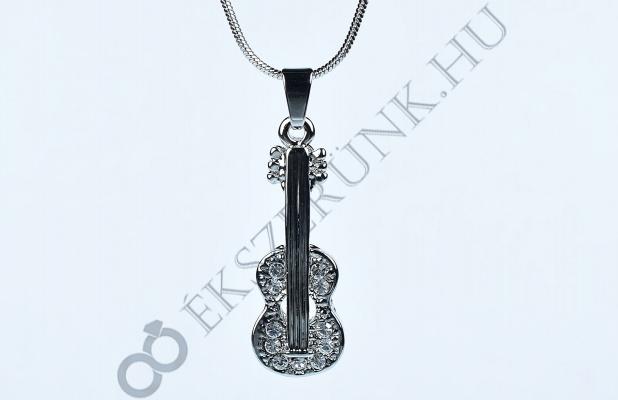 Hegedű nyaklánc